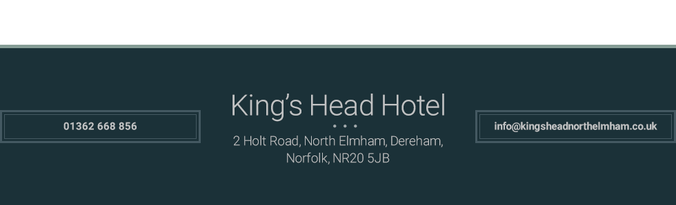 Thanks for visiting King's Head Hotel